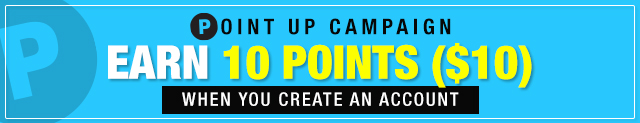 Earn 10 Points