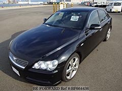 Used Cars for Commuting TOYOTA MARK X
