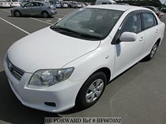 Used Cars for Commuting TOYOTA COROLLA AXIO