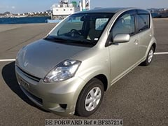 Used Hatchback TOYOTA PASSO