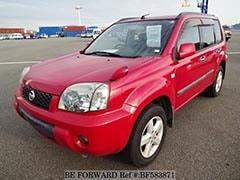 Used Off-Road NISSAN X-TRAIL