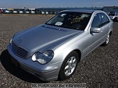 Used Sedan MERCEDES-BENZ C-CLASS