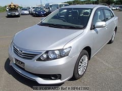 Used Sedan TOYOTA ALLION