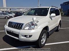 Used SUV TOYOTA LAND CRUISER PRADO