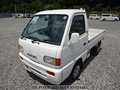 Used Truck SUZUKI CARRY TRUCK